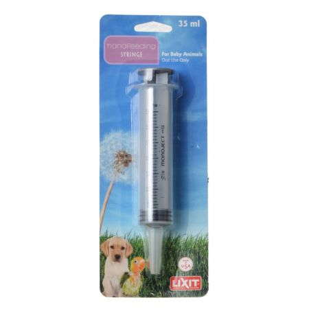 Lixit Lixit Hand Feeding Syringe For Baby Animals Cups