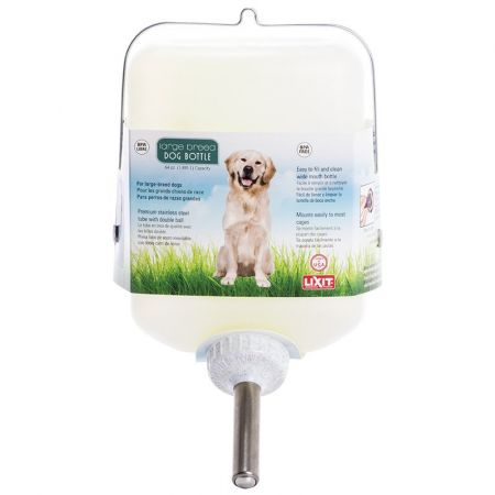 Lixit Lixit Plastic Dog Water Bottle with Tube