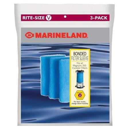 Marineland Marineland Rite-Size V Bonded Fiber Sleve