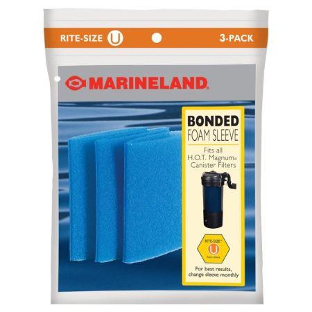 Marineland Marineland Rite-Size U Bonded Foam Sleve