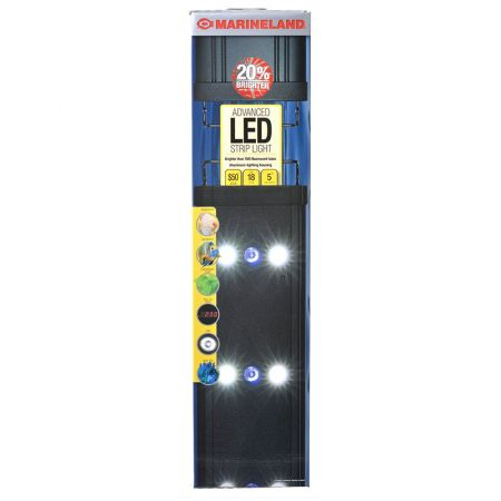 Marineland Marineland Adjustable Double Bright LED Lighting System
