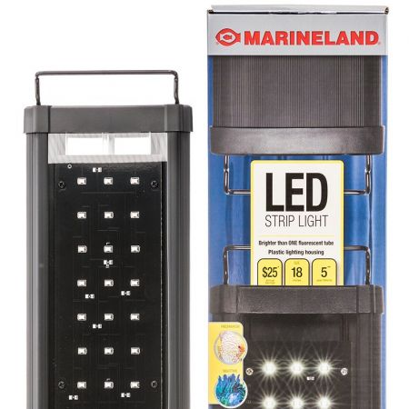 Marineland Marineland Adjustable Single Bright LED Lighting System