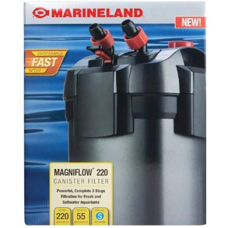 Marineland Magniflow Canister Filter alternate view 2
