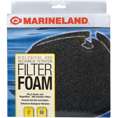 Marineland Marineland Rite-Size T Filter Foam