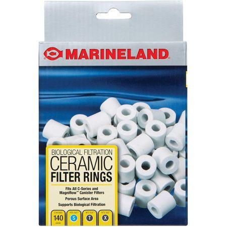 Marineland Marineland Biological Filtration Ceramic Filter Rings for C-Series & Magniflow Canister Filters