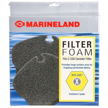 Marineland Marineland Polishing Filter Foam for C-Series Canister Filters