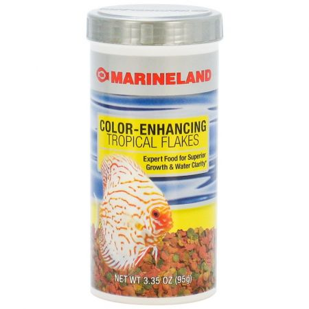 Marineland Marineland Color Enhancing Tropical Flakes