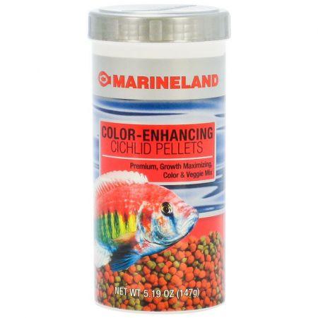 Marineland Marineland Color Enhancing Cichlid Pellets