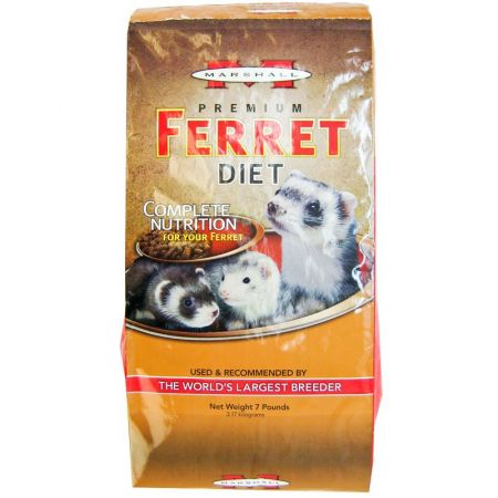 Marshall Marshall Premium Ferret Diet Bag