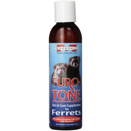 Marshall Marshall Furo-Tone Skin & Coat Supplement - Ferrets
