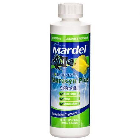 Mardel Mardel Maracyn Plus Antibacterial Medication F/W or S/W