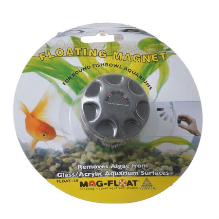 Mag Float Mag Float 20 Floating Magnet for Round Glass & Acrylic Aquariums