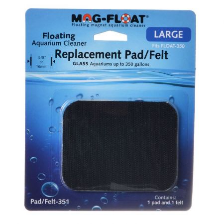 Mag Float Mag Float Replacement Felt and Pad for Glass Mag-Float 350