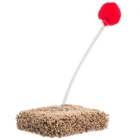 North American Cat Toy on a Spring
