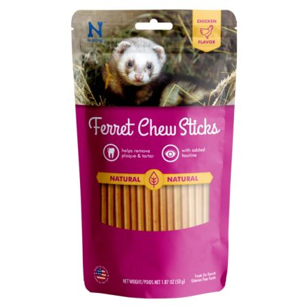 N-Bone N-Bone Ferret Chew Treats Chicken Flavor