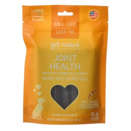 Get Naked Get Naked Joint Health Chew Sticks