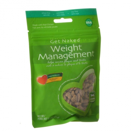 Get Naked Get Naked Weight Management Natural Cat Treats