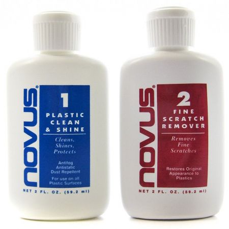 Novus Novus Acrylic Polish 1 and 2 Kit