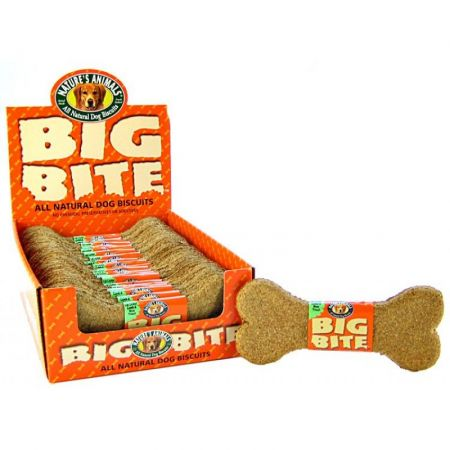 Natures Animals Natures Animals Big Bite Dog Treat - Lamb & Rice Flavor