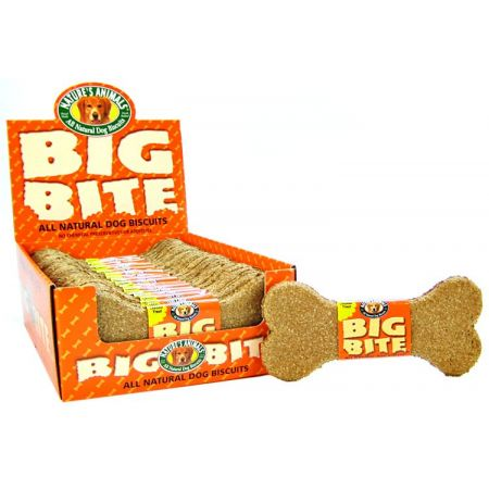 Natures Animals Natures Animals Big Bite Dog Treat - Cheddar Cheese Flavor