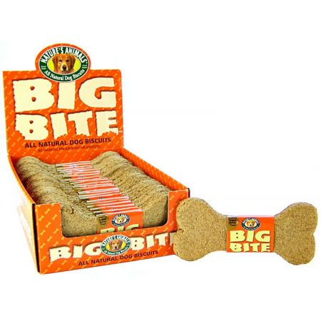 Natures Animals Natures Animals Big Bite Dog Treat - Peanut Butter Flavor