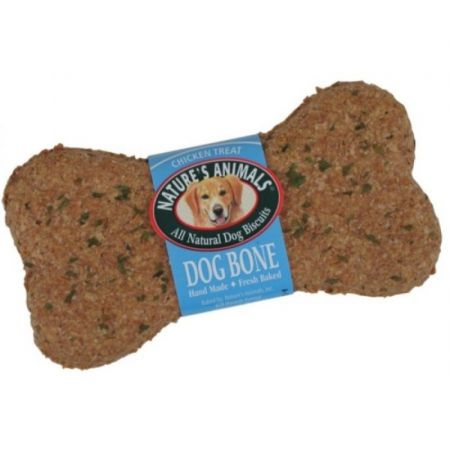 Natures Animals Natures Animals All Natural Dog Bone - Chicken Flavor