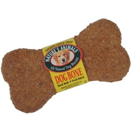Natures Animals All Natural Dog Bone - Cheddar Cheese Flavor alternate view 1