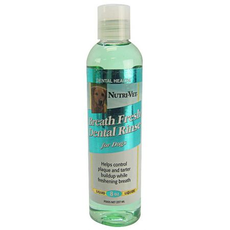 Nutri-Vet Nutri-Vet Breath Fresh Dental Rinse for Dogs