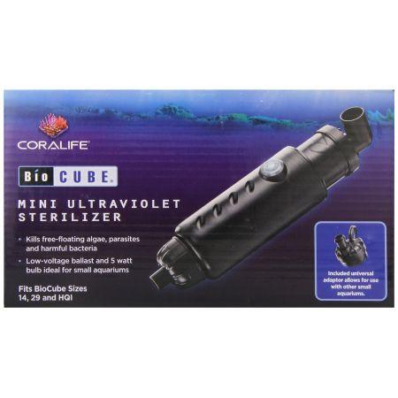 Coralife UV sterilizer review - YouTube