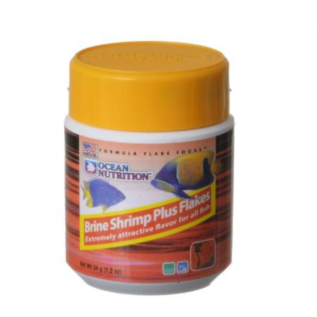 Ocean Nutrition Ocean Nutrition Brine Shrimp Plus Flakes