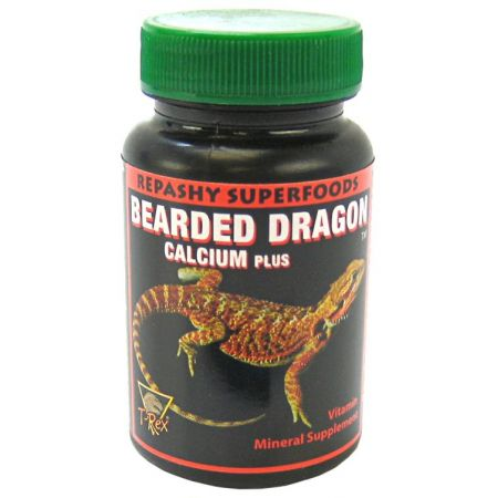 T-Rex T-Rex Bearded Dragon Calcium Plus Superfood