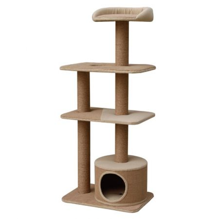 Pet Pals Pet Pals Four Level Cat Playhouse with Condo