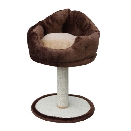 Pet Pals Pet Pals Barstool Seat & Sisal Scratching Post