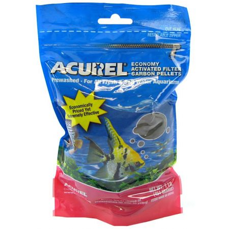 Acurel Acurel Economy Activated Filter Carbon Pellets