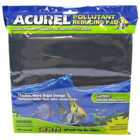 Acurel Acurel Pollutant Reducing Pad - Carbon Infused