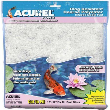 Acurel Coarse Polyester Media Pad - Pond