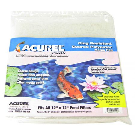 Acurel Acurel Coarse Polyester Media Pad - Pond