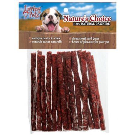 Loving Pets Loving Pets BBQ Munchy Sticks