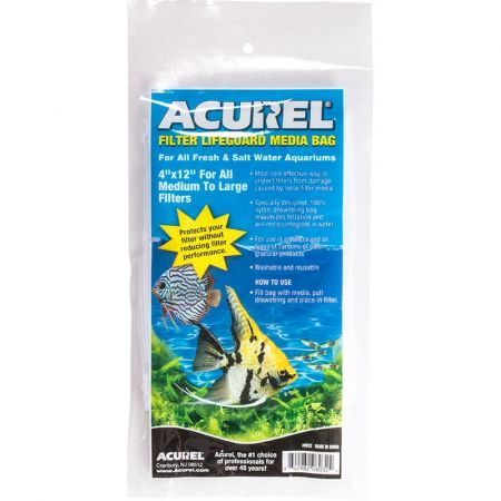 Acurel Filter Lifeguard Media Bag with Drawstring alternate view 2