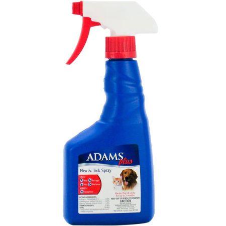 Adams Adams Flea & Tick Spray Plus Precor