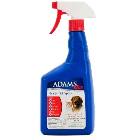 Adams Flea & Tick Spray Plus Precor alternate view 2