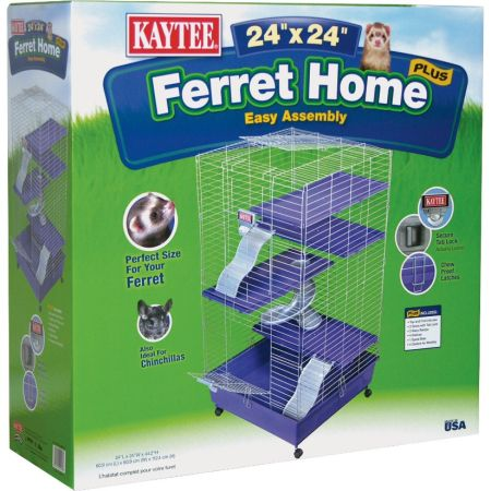 Super Pet Super Pet Delux Multi-Level Ferret Home