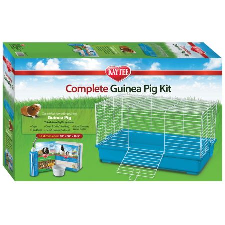 Kaytee Kaytee My First Home & Fiesta Complete Guinea Pig Starter Kit