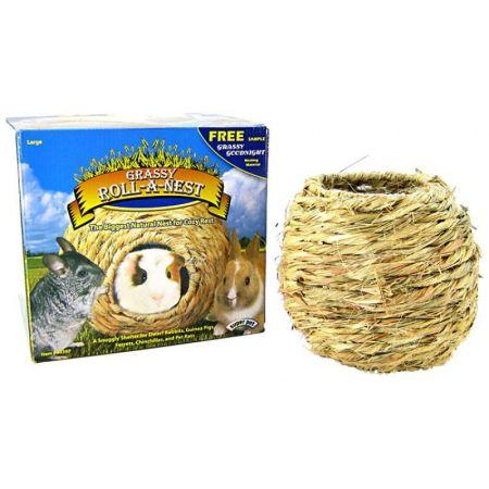Super Pet Super Pet Grassy Roll-A-Nest