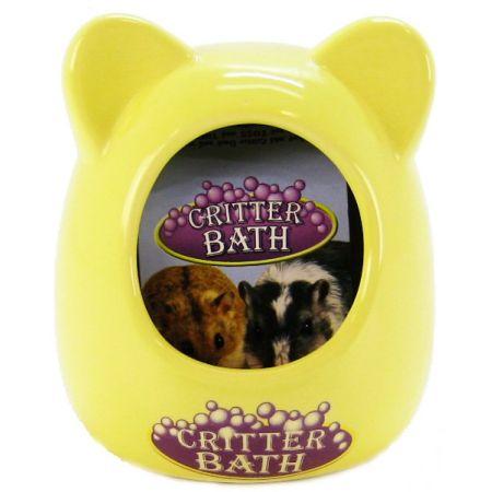 Super Pet Super Pet Critter Bath - Ceramic