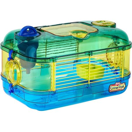 Super Pet Super Pet Critter Trail Carry & Go Habitat