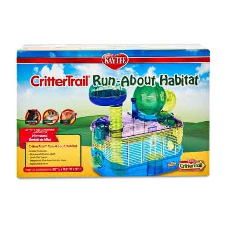Kaytee Kaytee CritterTrail Run-About Habitat