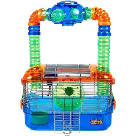 Kaytee Critter Trail Triple Play Habitat