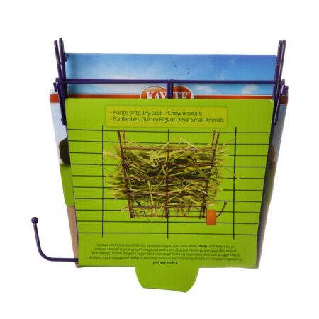 Super Pet Super Pet Hay Manger with Salt Hanger