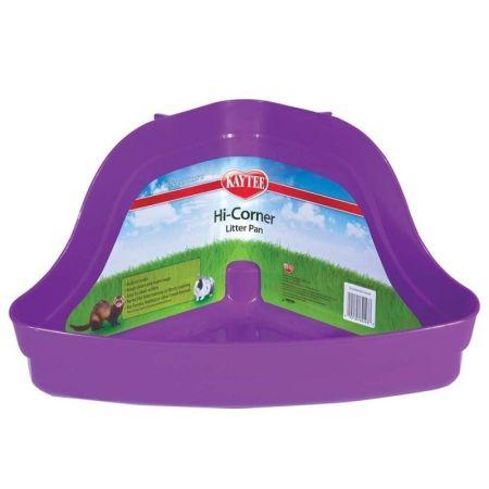 Kaytee Kaytee Hi Corner Litter Pan